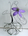 flower vase sculpture